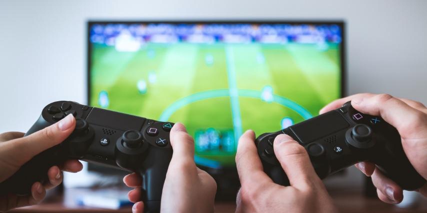 Hvis du skal bruge din nye fladskærm sammen med din spillekonsol, skal du holde øje med tv'ets responstid